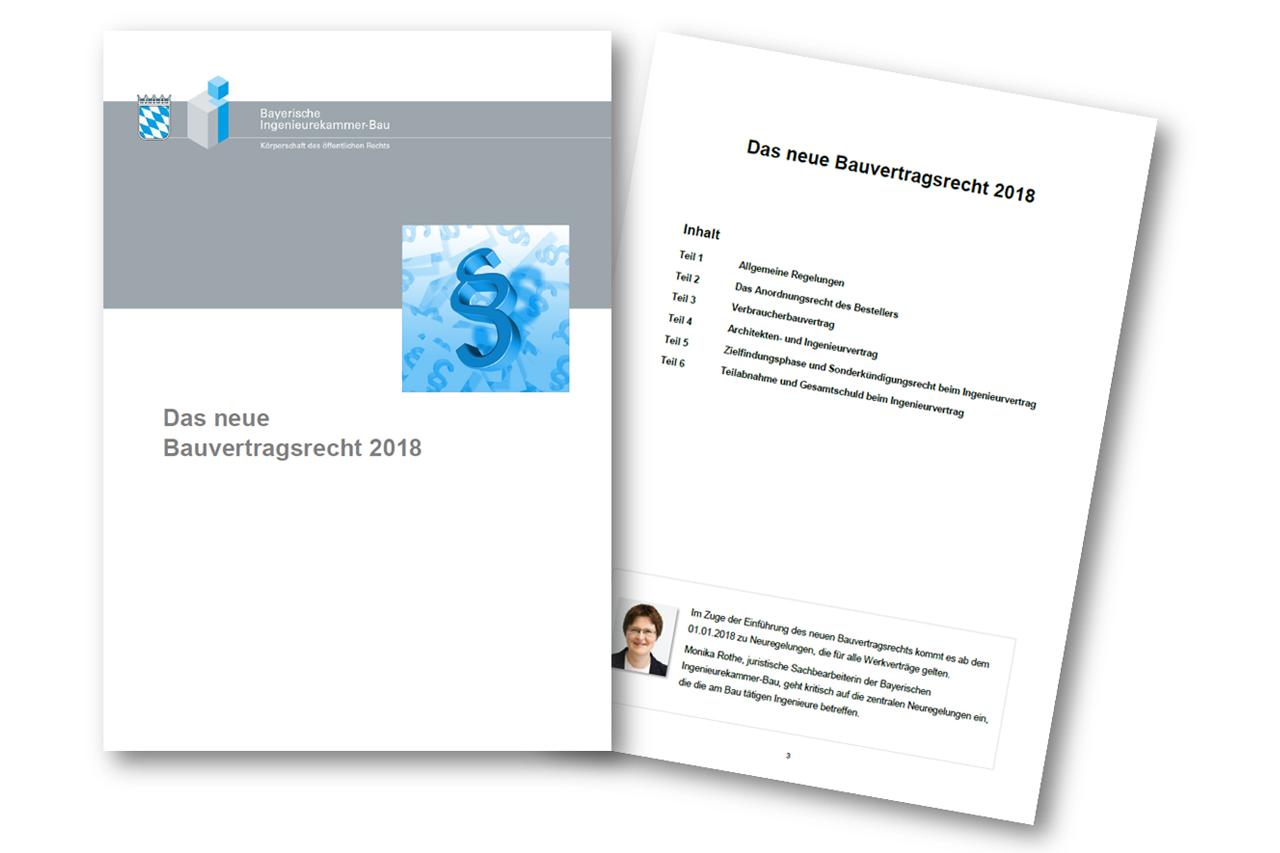 Neues Bauvertragsrecht 2018 : das neue bauvertragsrecht 2018 ~ Lizthompson.info Haus und Dekorationen