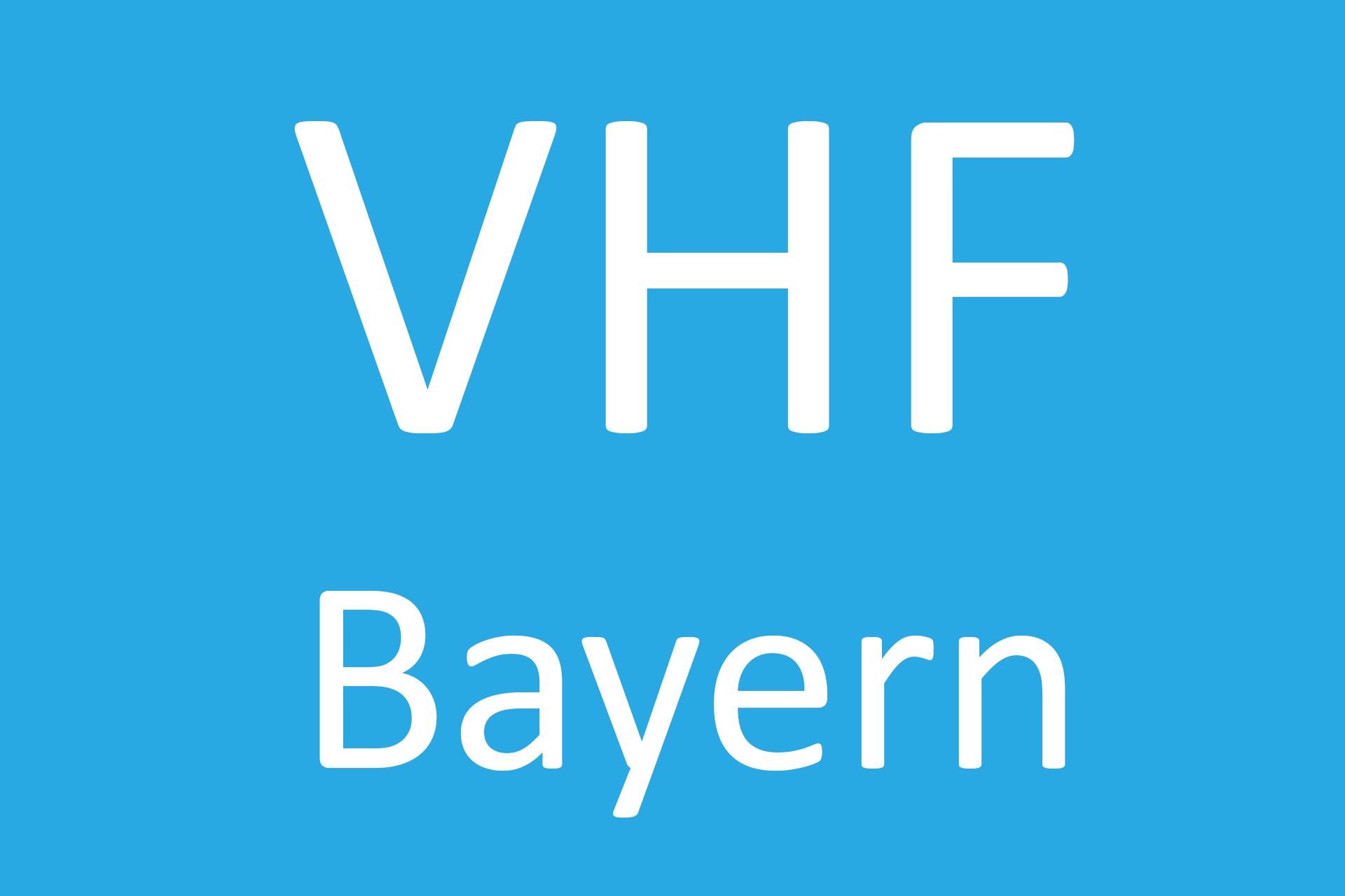 Vhf Bayern Aktualisierung Der Vertragsmuster Richtlinien Und Anlagen
