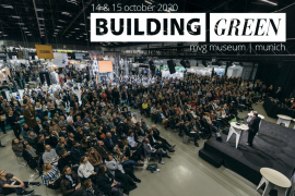 Forum der Building Green 2019 in Kopenhagen