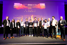 Smart Building / Smart Construction Award der Innovation World Cup® Series