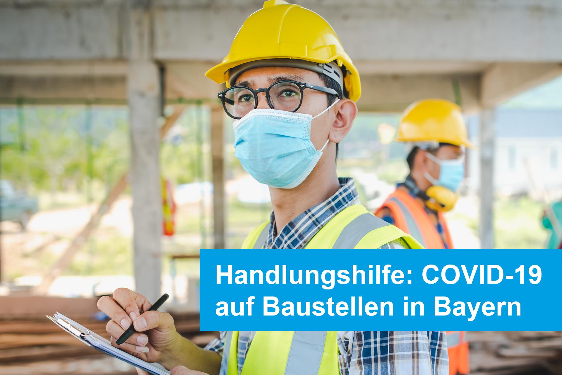 Baustellen Bayern