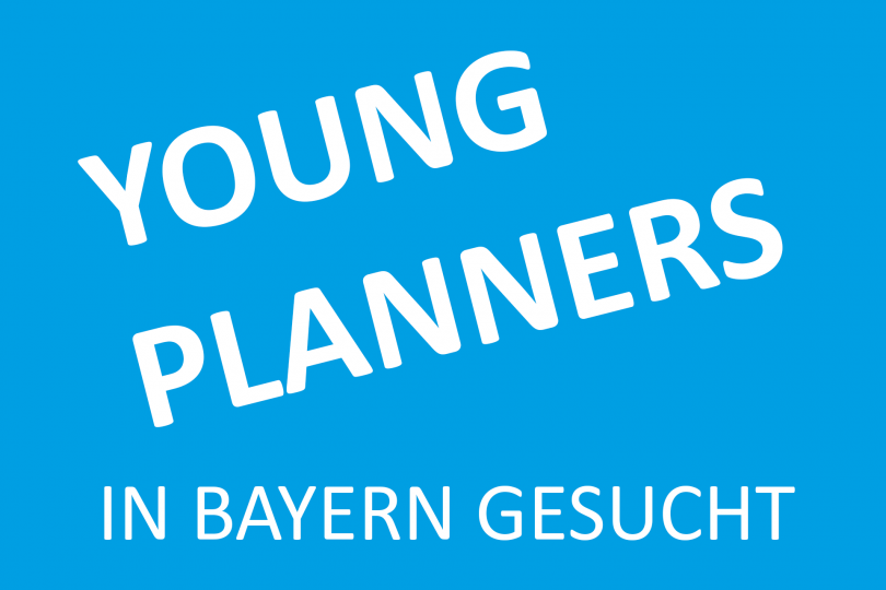 """Young Planners"" in Bayern gesucht"