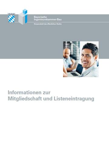 Alle Informationen zur Listeneintragung